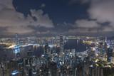 Victoria harbor of Hong Kong city - 228334364