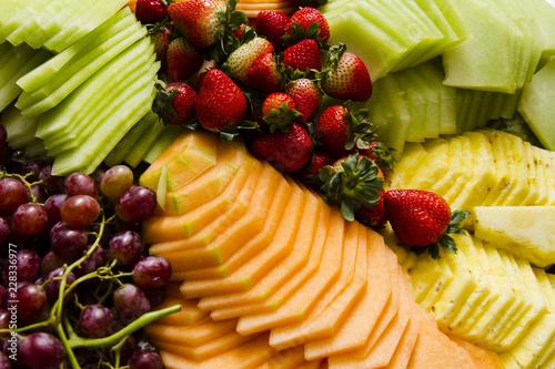 Foto Murales Fruit Tray