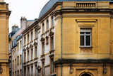 Antique building view in Old Town Metz, France - 228337752