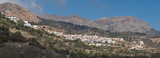 Mountain village Othos on Karpathos in Greece