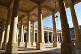 Portique du Palais Royal à Paris, France - 228366302