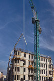 Construction of a residential building in Poznan - 228374148