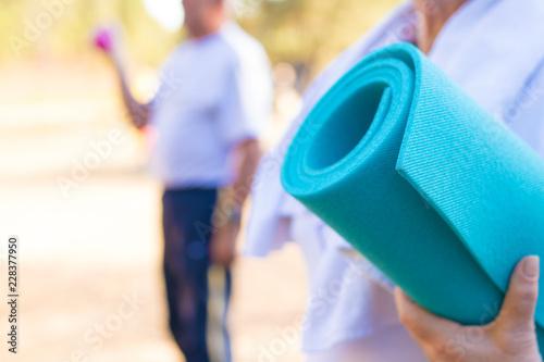 gimnastyka ręczna, ćwiczenia i sport