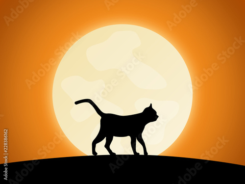 Halloween Katze Hintergrund Buy Photos Ap Images Detailview