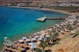 Red Sea coastline in Sharm El Sheikh, Egypt, Sinai - 228401955