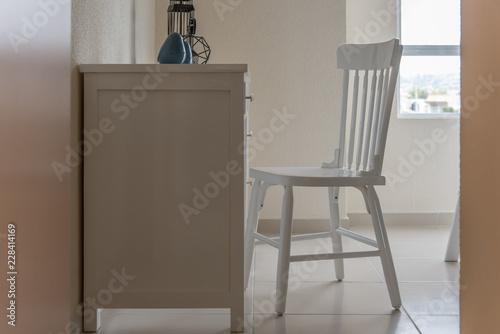 cuarto de estar, decoracion interior escritorio con silla | Buy ...