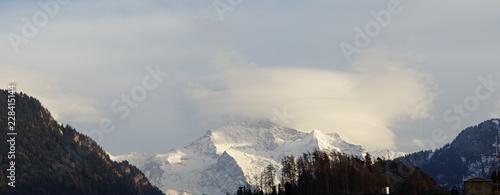 13032017 Jungfrau im Sonnenuntergang, Interlaken - 228415144
