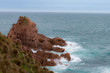 Quadro Nature and landscape view at a seashore