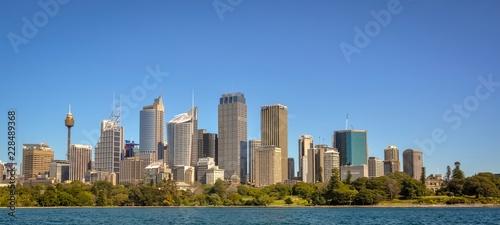 Foto Murales Sydney skyline, Australia