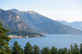 Cadenabbia and Tremezzo town from far view - 228500336