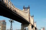 Queensboro Bridge, cableway, manhattan, usa, new york, nyc, ny, river