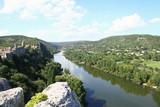 Aiguèze, village médiéval dans le Gard