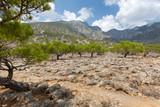 Landschaft Südküste von Kreta, Griechenland