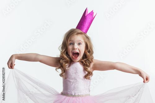 Piękna mała księżniczka