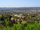 Saint-Paul-de-Vence - Panoramic view