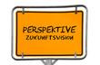 Perspektive Zukunft Wegweiser