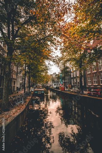 Nastrój w Amsterdamie
