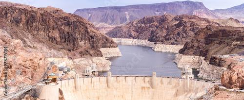 Hoover dam USA - 228715184