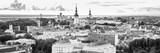 Cityscape of Talinn, capital city of Estonia - 228716962