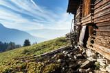 Almhütte im Bergland von Tirol - 228718153