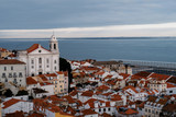 Lisbon. Portugal. View from above - 228741997