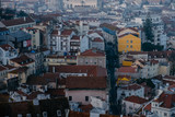 Lisbon from above. Portugal - 228742555