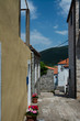 Leinwanddruck Bild - Ston, Dubrovnik-Neretva, Kroatien