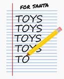 Christmas list for Santa - 228779750