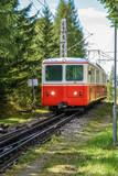 Zahnradbahn in der Hohen Tatra