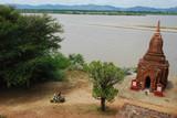 Visite de Bagan en scooter électrique