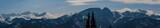Panorama Tatr z 17 zdjęć