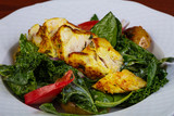Roasted chicken breast - 228950911
