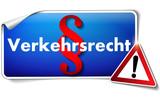 Aufkleber Verkehrsrecht, 3d button - 228976329