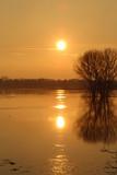 Tramonto Alluvione PO 3 - 228997107