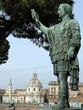 Rom, Statue am Trajansforum