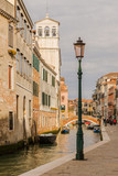 Venice, Italy - one of the most beautiful and popular cities in the world. - 229043592