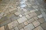 paving bricks (pavers)
