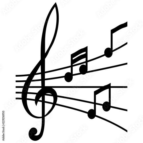 Note Music Symbo