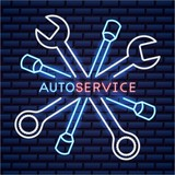 automotive industry card