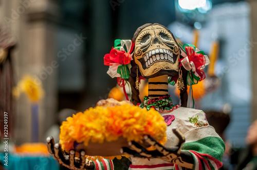 catrinas dia de muertos mexicanas calaveras halloween