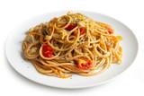 Spaghetti con verdure - 229250573