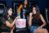 Friends Watching A Movie - 229269518