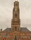 town hall in bruges belgium