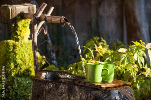 井戸水 天然水
