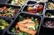 Zbilansowana dieta pudełkowa. - 229556515