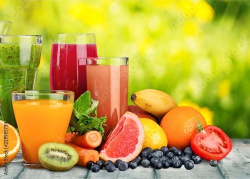 Foto Murales Fruit.