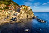 Manarola in Cinque Terre, Italy - 229602135