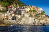 Manarola in Cinque Terre, Italy - 229602137