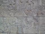 retablos mexicanos esculpidos en piedra culturas anscenstrales