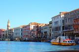 batiments et architectures de la ville de Venise en Italie